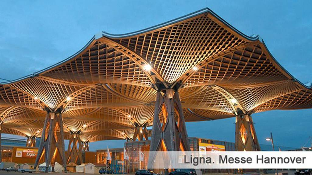 LIGNA, the world's largest Woodworking Conference - May 2015