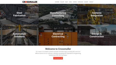 Crossmuller Launches New Website
