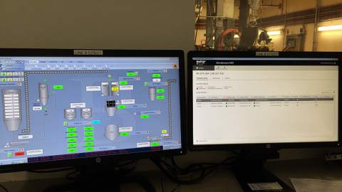 OEE and Downtime System For New Production Facility